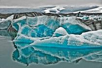 'Icescape' von Stefan Antoni - Snavelaar.nl