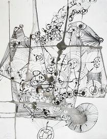 'Schubkarre der Transzendenz' von Wolfgang Wende