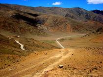 Desert Terrain by Jitesh Chauhan
