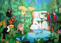 Dschungel von Sabrina Hennig