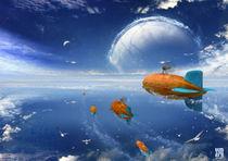 Blue horizon by vimark