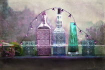 'Flaschen-Stilleben' by Silvia Streit