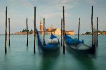 San Giorgio in evening light von James Rowland