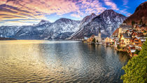 Hallstatt by Zoltan Duray