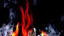 feuer und rauch von siegi kleindienst