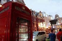 London telephone von Manuela Russo