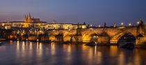 Charles Bridge (Prague) by Arkadius Ozimek