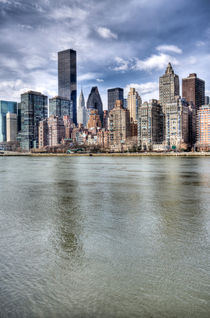 Manhattan by David Tinsley