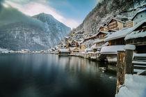 Winter Village by spotcatch-net-photography