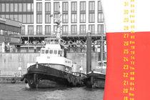 Schlepper Cap San Diego Hamburg Hafen von Marten Bornhöft