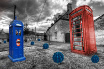 Revenge of the killer phone box  von Rob Hawkins