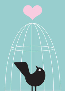 bird cage by thomasdesign