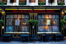 The Jack the Ripper Pub by David Pyatt