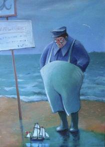 'Fischers Traum' von Antje Püpke