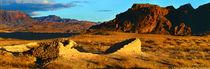 Terlingua Sunset von © CK Caldwell