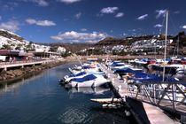 The Marina at Puerto Rico  by Rob Hawkins