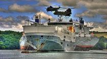 Ships n choppers  by Rob Hawkins