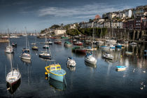 Brixham's Harbour  by Rob Hawkins
