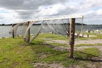 Fishermans Net I von Michael Beilicke