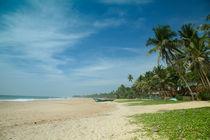 Hikkaduwa Beach by Gina Koch