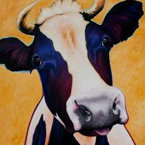 Kuh Hildegard von Renate Berghaus