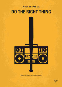 No179-my-do-the-right-thing-minimal-movie-poster