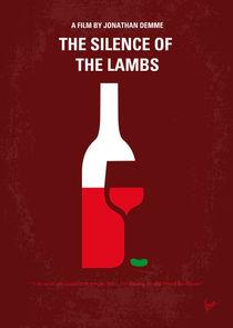 No078-my-silence-of-the-lamb-minimal-movie-poster
