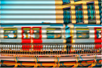 Subway by fraenks