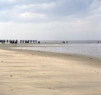 Sandstrand by Jens Berger