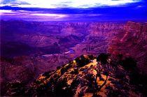 Grand Canyon USA Colorado River by aidao