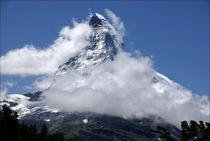 Majestic Mountain by Annie Snel - van der Klok