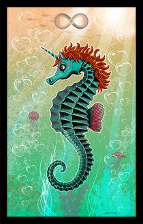 Sea Unicorn by Ralf Schuetz