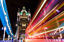 London Tower Bridge by Michael Abid