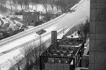 Winter in Amsterdam II by Abdullah Geels