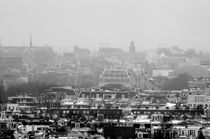 Winter in Amsterdam I by Abdullah Geels