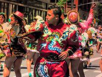 LATINO AMERICAN DANCERS IN NYC von Maks Erlikh