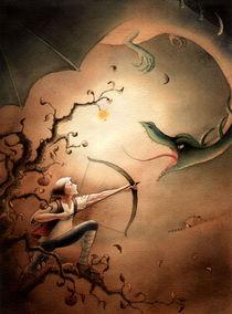 Der goldene Apfel by Denitza Gruber