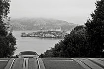 Alcatraz Island from Hyde Street in San Francisco by RicardMN Photography