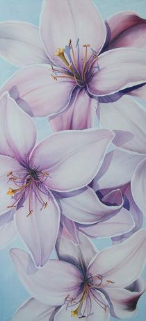 Lilien 3 von Renate Berghaus