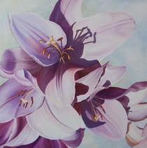Lilien 4 by Renate Berghaus