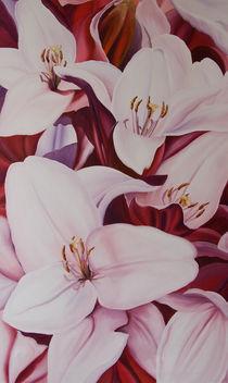 Lilien 5 von Renate Berghaus