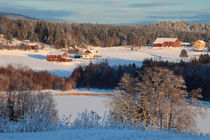 Swedish winter landscape by Intensivelight Panorama-Edition
