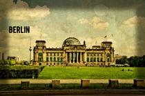 Reichstag Berlin von Nadine T.C. Meyer