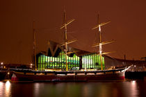 RIVERSIDE MUSEUM GLASGOW - RIVER CLYDE von Gillian Sweeney