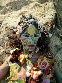 Haulover mermaid-Miami,Florida by Alisha Fisher