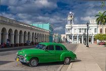 Cuba Cars I von Jürgen Klust