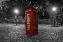 'Englische Telefonzelle' by blackbiker