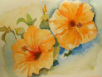 Hibiscus von Maria Földy