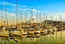 Barcelona - Barcelona Port von Hristo Hristov