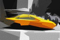 Block USA 2008 – Set 001 – Bild H – Times Square – Yellow Cab by Peter Heiko Wassenberg
